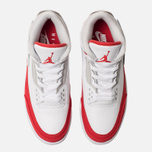 Мужские кроссовки Jordan Air Jordan 3 Retro Tinker Hatfield SP White/University Red/Neutral Grey фото- 5