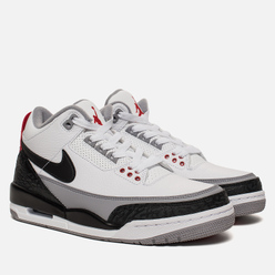 Мужские кроссовки Jordan Air Jordan 3 Retro Tinker NRG White/Fire Red/Cement Grey/Black