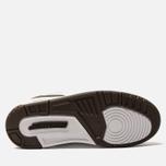 Мужские кроссовки Jordan Air Jordan 3 Retro White/Dark Mocha/Chrome фото- 3