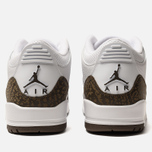 Мужские кроссовки Jordan Air Jordan 3 Retro White/Dark Mocha/Chrome фото- 4