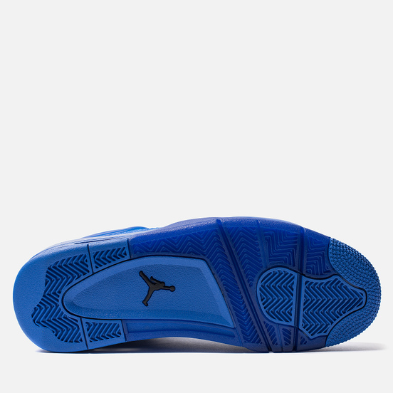 Мужские кроссовки Jordan Air Jordan 4 Retro Flyknit Hyper Royal/Black/Hyper Royal