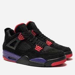 Мужские кроссовки Jordan Air Jordan 4 Retro NRG Black/Court Purple/University Red