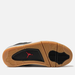 Мужские кроссовки Jordan Air Jordan 4 Retro SE Black/White/Gum Light Brown фото- 5