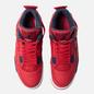 Мужские кроссовки Jordan Air Jordan 4 Retro SE FIBA Gym Red/Obsidian/White/Metallic Gold фото - 1