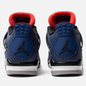 Мужские кроссовки Jordan Air Jordan 4 Retro Winter Loyal Blue/Black/White/Habanero Red фото - 2
