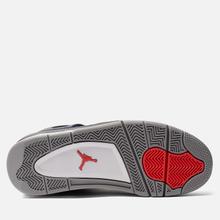 Мужские кроссовки Jordan Air Jordan 4 Retro Winter Loyal Blue/Black/White/Habanero Red фото- 4