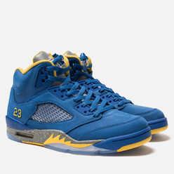 Мужские кроссовки Jordan Air Jordan 5 Laney JSP Varsity Royal/Varsity Maize