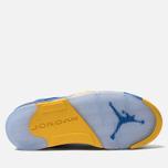 Мужские кроссовки Jordan Air Jordan 5 Laney JSP Varsity Royal/Varsity Maize фото- 4
