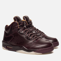 Мужские кроссовки Jordan Air Jordan 5 Retro Premium Bordeaux/Sail/Elemental Gold