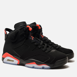 Мужские кроссовки Jordan Air Jordan 6 Retro Black/Infrared