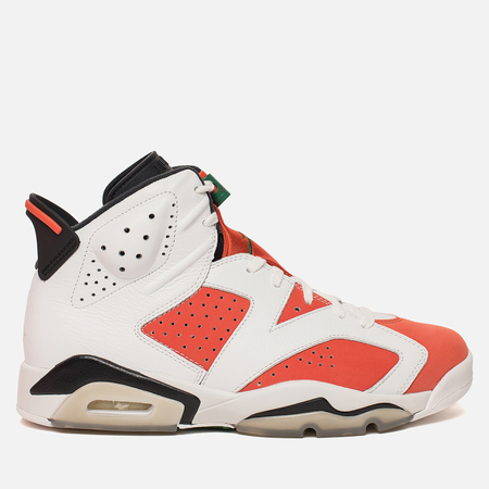 Мужские кроссовки Jordan Air Jordan 6 Retro Gatorade Summit White/Team Orange/Black