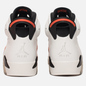 Мужские кроссовки Jordan Air Jordan 6 Retro Gatorade Summit White/Team Orange/Black фото - 2