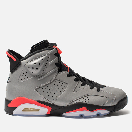 Мужские кроссовки Jordan Air Jordan 6 Retro SP Reflect Silver/Infrared/Black
