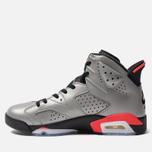 Мужские кроссовки Jordan Air Jordan 6 Retro SP Reflect Silver/Infrared/Black фото- 1