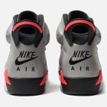 Мужские кроссовки Jordan Air Jordan 6 Retro SP Reflect Silver/Infrared/Black фото- 3