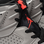 Мужские кроссовки Jordan Air Jordan 6 Retro SP Reflect Silver/Infrared/Black фото- 6