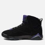 Мужские кроссовки Jordan Air Jordan 7 Retro Ray Allen Black/Field Purple/Fir/Dark Steel Grey фото- 1