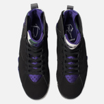 Мужские кроссовки Jordan Air Jordan 7 Retro Ray Allen Black/Field Purple/Fir/Dark Steel Grey фото- 5
