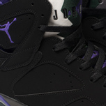 Мужские кроссовки Jordan Air Jordan 7 Retro Ray Allen Black/Field Purple/Fir/Dark Steel Grey фото- 6