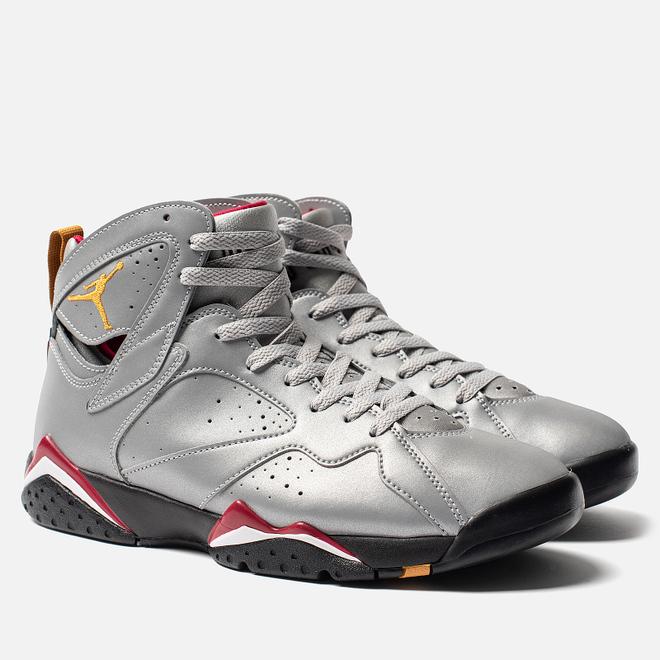 Мужские кроссовки Jordan Air Jordan 7 Retro SP Reflect Silver/Bronze/Cardinal Red/Black