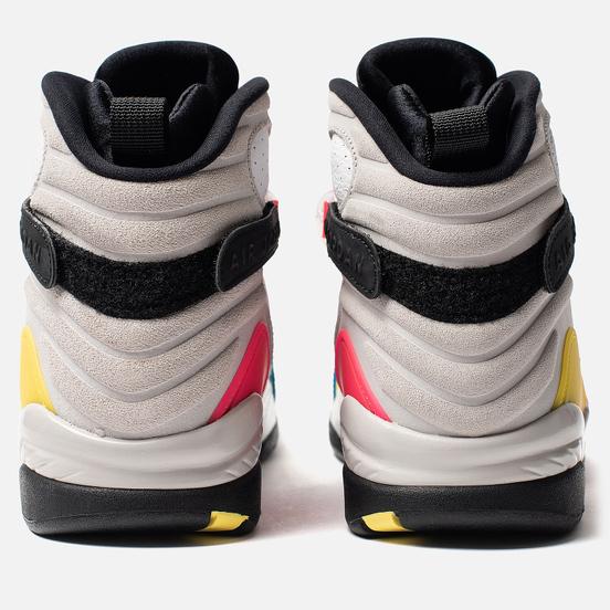 Мужские кроссовки Jordan Air Jordan 8 Retro SE White/Black/Red Orbit/Blue Orbit