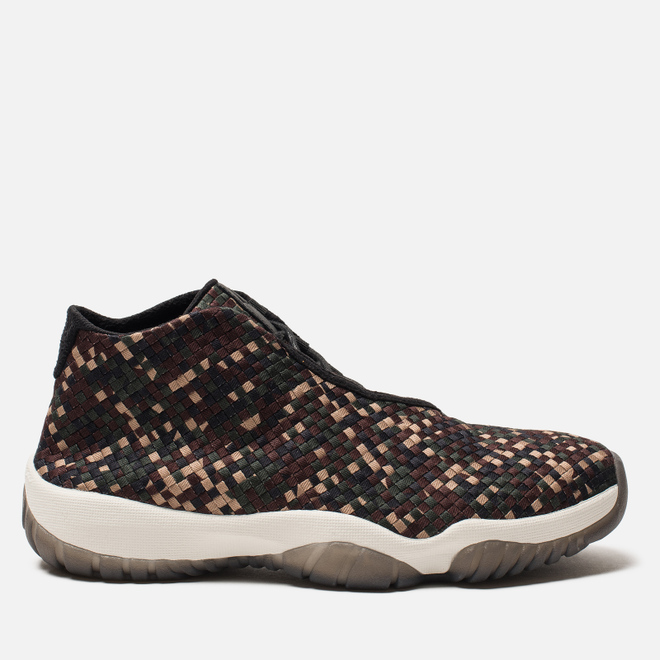 Мужские кроссовки Jordan Air Jordan Future Premium Dark Army/Black/Sail