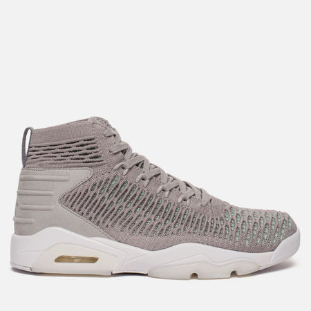 Мужские кроссовки Jordan Flyknit Elevation 23 Atmosphere Grey/Atmosphere Grey/Sail