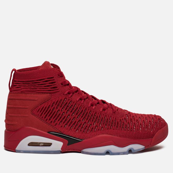 Мужские кроссовки Jordan Flyknit Elevation 23 University Red/Black