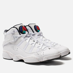 Мужские кроссовки Jordan Jordan 6 Rings White/Black/Canyon Gold/University Red фото- 1