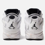 Мужские кроссовки Jordan Jordan 6 Rings White/Black/Canyon Gold/University Red фото- 5