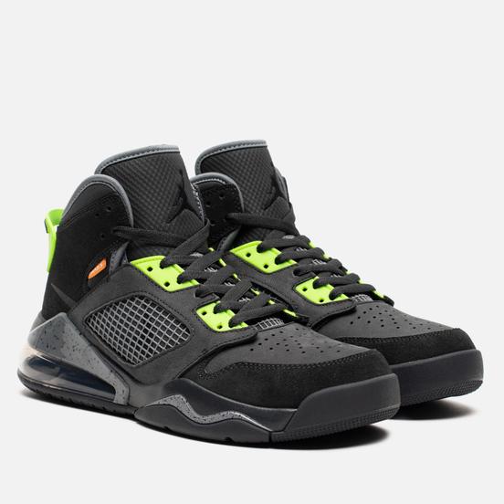 Мужские кроссовки Jordan Mars 270 Anthracite/Black/Electric Green
