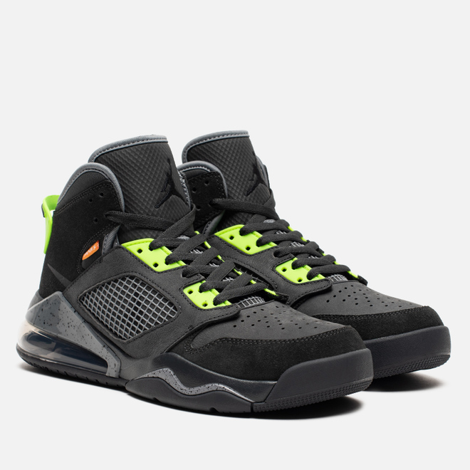 Мужские кроссовки Jordan Mars 270 Anthracite/Black/Electric Green