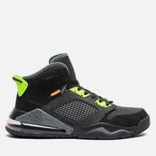 Мужские кроссовки Jordan Mars 270 Anthracite/Black/Electric Green фото- 3
