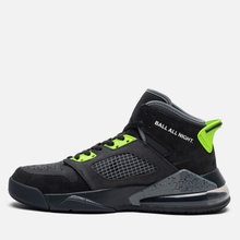 Мужские кроссовки Jordan Mars 270 Anthracite/Black/Electric Green фото- 5