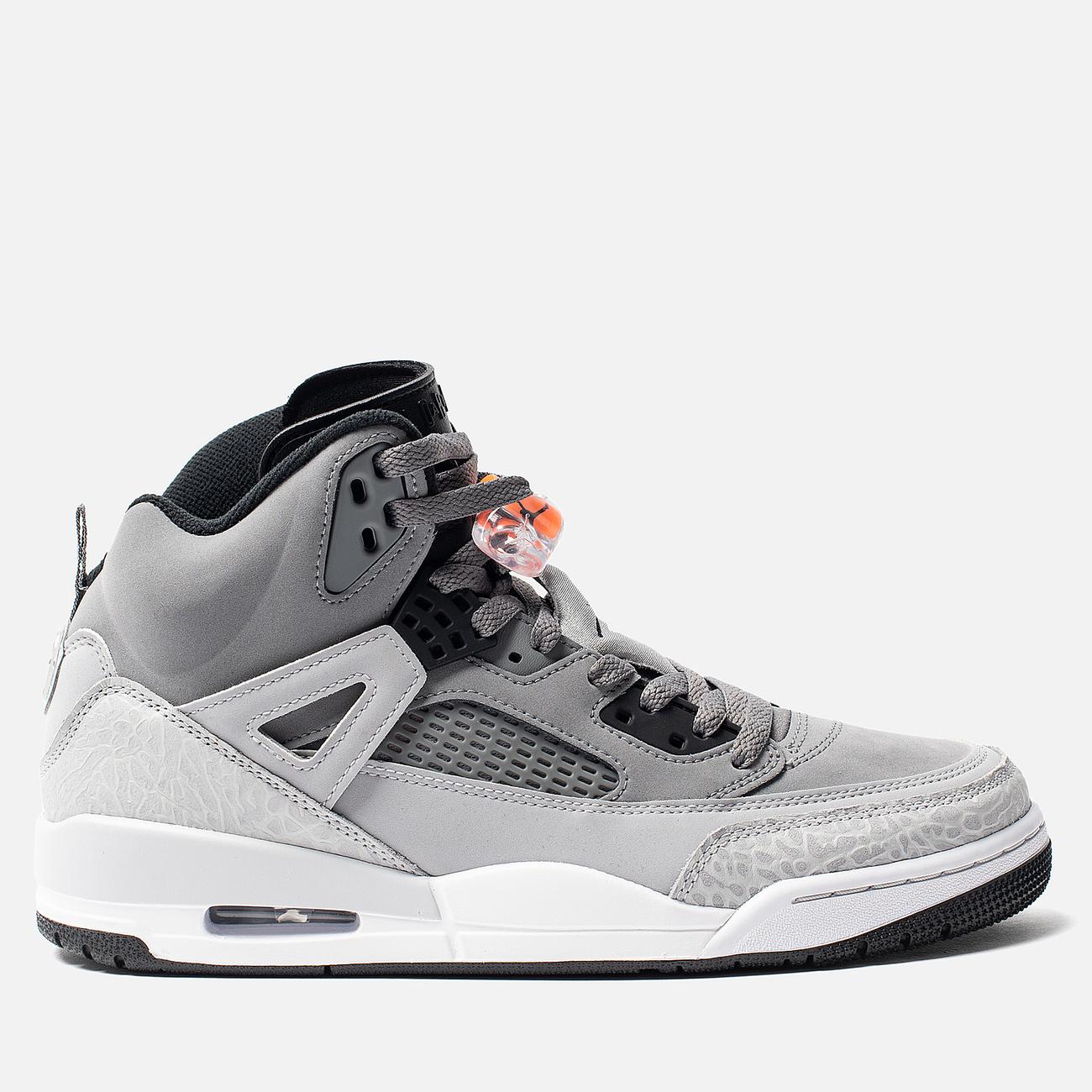 Мужские кроссовки Jordan Spizike Cool Grey/Black/Wolf Grey/Pure Platinum