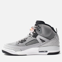 Мужские кроссовки Jordan Spizike Cool Grey/Black/Wolf Grey/Pure Platinum фото- 1