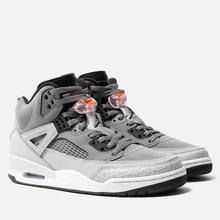 Мужские кроссовки Jordan Spizike Cool Grey/Black/Wolf Grey/Pure Platinum фото- 2