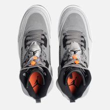 Мужские кроссовки Jordan Spizike Cool Grey/Black/Wolf Grey/Pure Platinum фото- 5