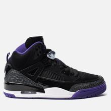 Мужские кроссовки Jordan Spizike Cool Grey/Pure Platinum/Dark Grey фото- 3