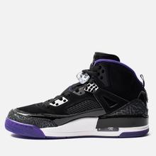 Мужские кроссовки Jordan Spizike Cool Grey/Pure Platinum/Dark Grey фото- 5
