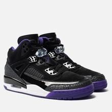 Мужские кроссовки Jordan Spizike Cool Grey/Pure Platinum/Dark Grey фото- 0