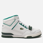 Мужские кроссовки Lacoste Missouri Mid 318 Runway White/Dark Green/Green фото- 0