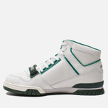 Мужские кроссовки Lacoste Missouri Mid 318 Runway White/Dark Green/Green фото- 1