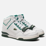 Мужские кроссовки Lacoste Missouri Mid 318 Runway White/Dark Green/Green фото- 2