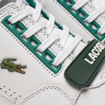 Мужские кроссовки Lacoste Missouri Mid 318 Runway White/Dark Green/Green фото- 6