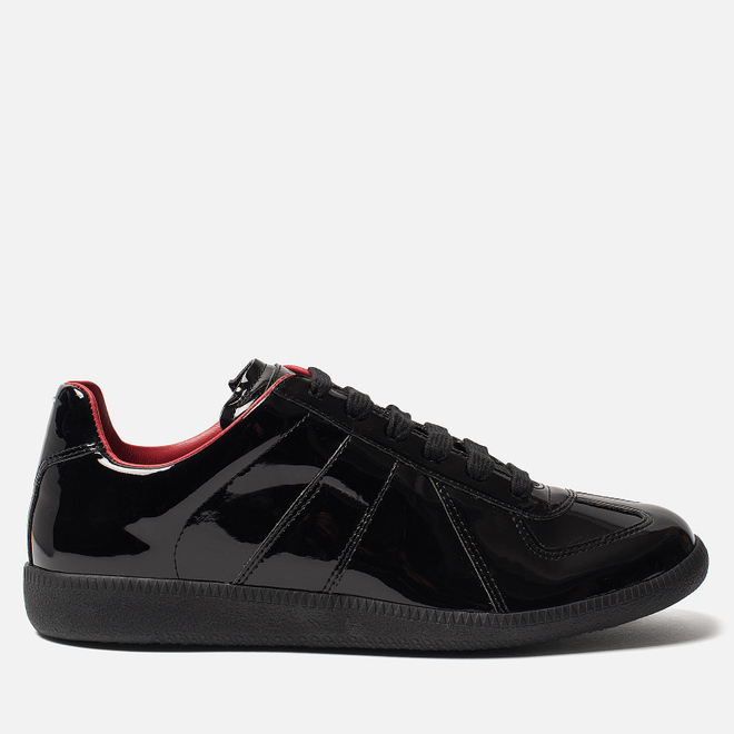 Мужские кроссовки Maison Margiela Evening Black/Red