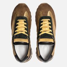Мужские кроссовки Maison Margiela Extended Sole Runner Khaki/Brown фото- 1