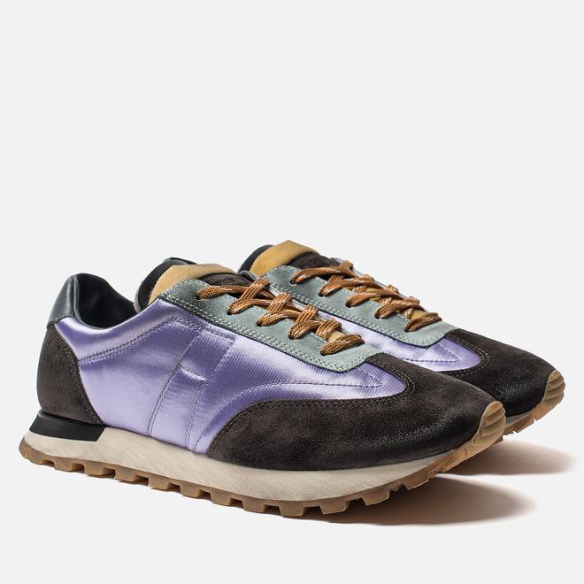 Мужские кроссовки Maison Margiela Extended Sole Runner Violet/Asphalt