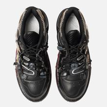 Мужские кроссовки Maison Margiela Fusion Low Top Black/Gold/Red фото- 1