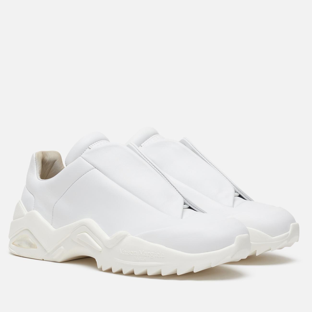 Мужские кроссовки Maison Margiela Future II Leather White/White